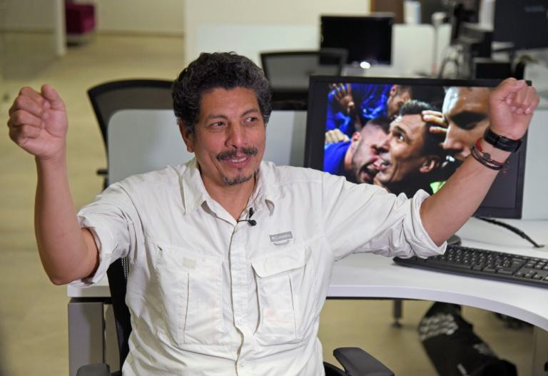 Yuri Cortez, fotógrafo de AFP que captó la gloria de Croacia espera verlos campeones