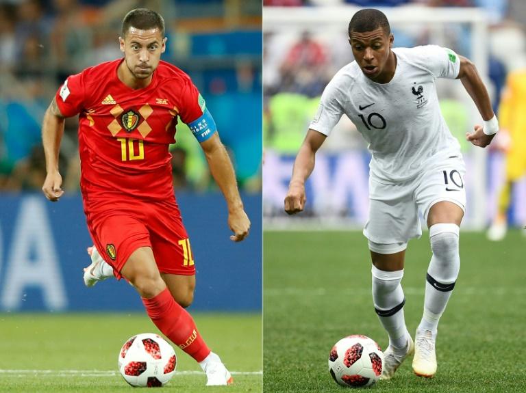Francia y Bélgica abren las semifinales del Mundial que desafió al orden