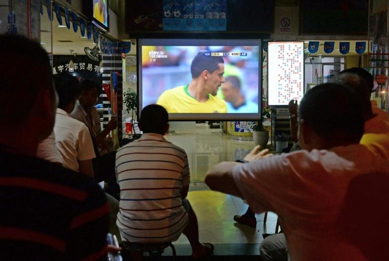 Arrestadas 540 personas en China por apuestas ilegales sobre el Mundial