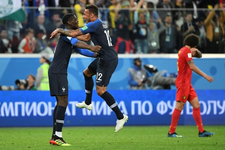 Francia de cabeza a la final de Rusia-2018 y espera por Croacia o Inglaterra