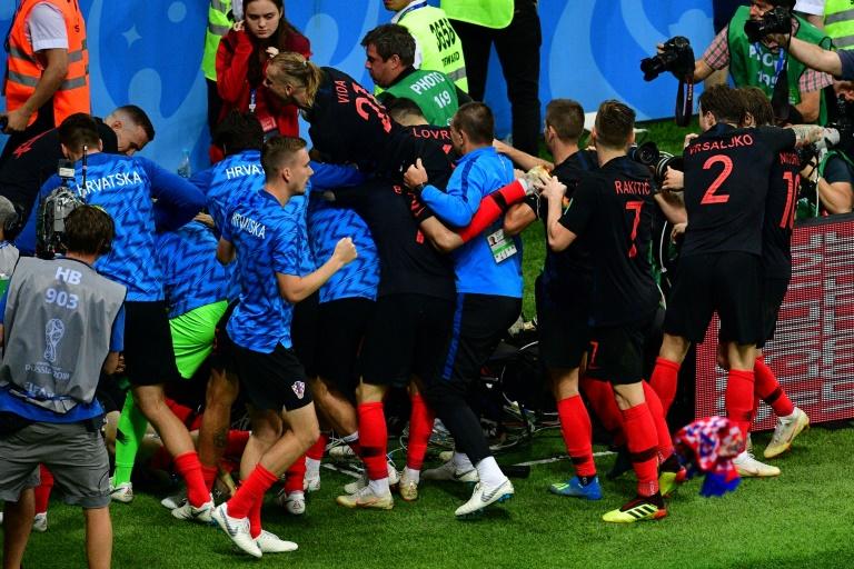 Un Mandzukic en llamas ejecuta a los ingleses y mete a Croacia en la final