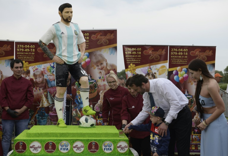 El mundo del fútbol celebra el cumpleaños de Lionel Messi