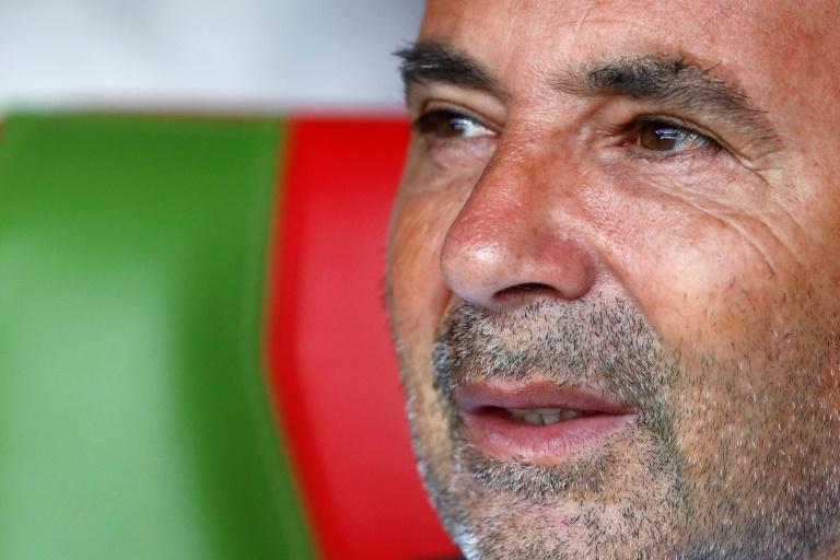 DT Sampaoli sigue por ahora al frente de selección argentina (AFA)