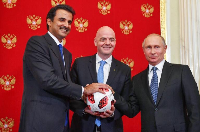 Catar lleva adelantados los preparativos a cuatro años del Mundial-2022