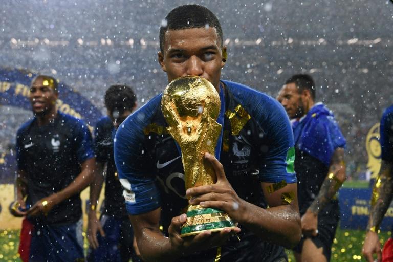 De Courtois a Mbappé, el equipo ideal del Mundial según la AFP