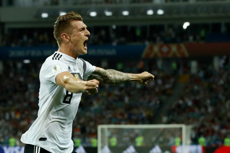 La historia secreta del gol salvador de Toni Kroos
